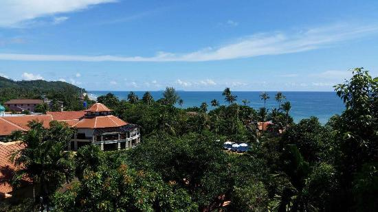 Rawi Warin Resort & Spa : The view from our balcony