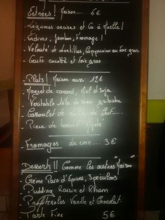 Restaurant la table d 39 albert picture of la table d - La table d albert ...