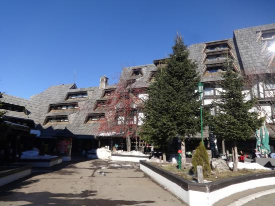 Konaci Apartments : Вид на отель