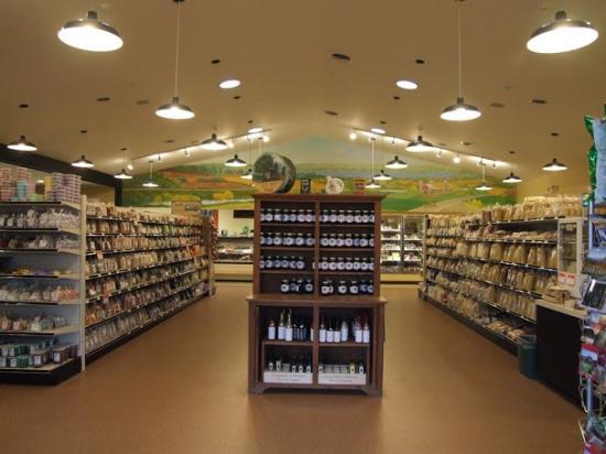 Penn Yan, Nova York: Inside the store