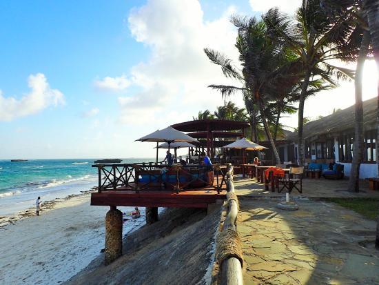 Ocean Sports Resort: Best view of the beach