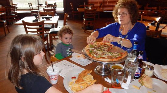 Blacksburg, VA: Kids and Nonna