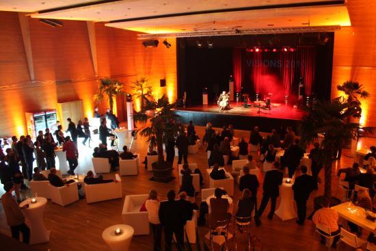 Delcanto Restaurant Café Lounge: Event Großer Saal