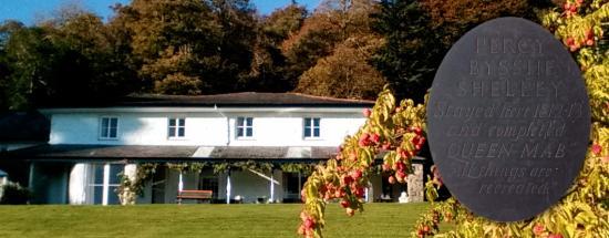 Tremadog, UK: Plas Tan-Yr-Allt Historic Country House Luxury B&B