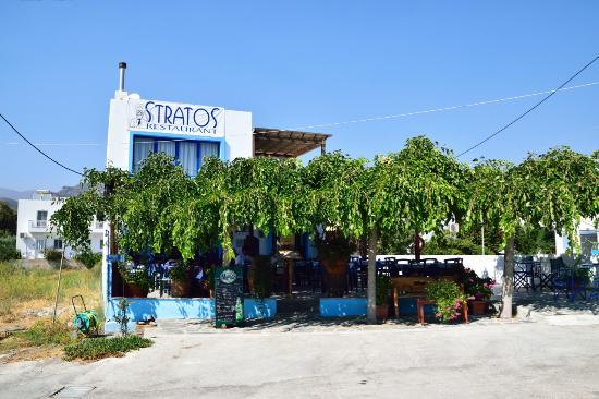 Stratos Restaurant : Unsere zweite Heimat