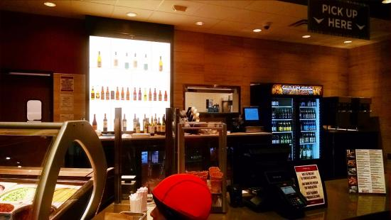 interior decor picture of cinemark bistro and xd fort collins