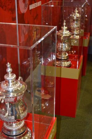 Arsenal Stadium Tours Museum