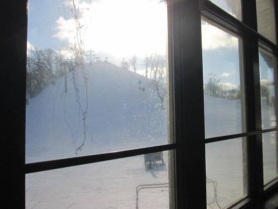 view of ski area from mountain top grill picture of grand geneva rh tripadvisor com