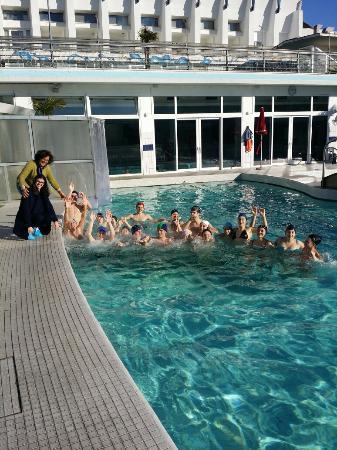 20160112 105414 foto di piscine termali - Piscine columbus abano ...