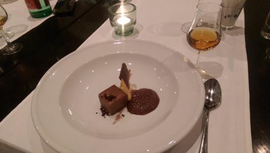 Hotel Albrecht: Tasting menu - Chocolate