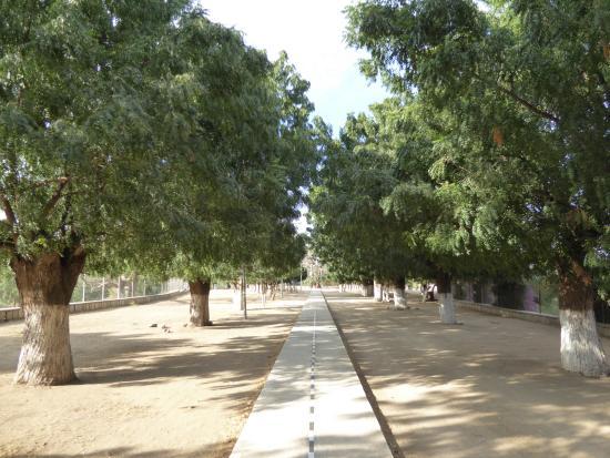 Keren, Eritrea: 敷地内の通り