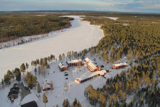 Tarendo, Sweden: picture from above