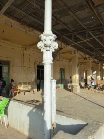 Former Eritrean Railway Keren Station