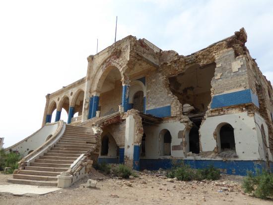 Massawa, Eritrea: 階段あり