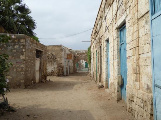 Massawa, Eritrea: どことなく中東!?