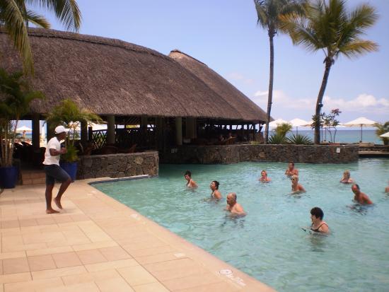Maritim Resort & Spa Mauritius: cours aquagym