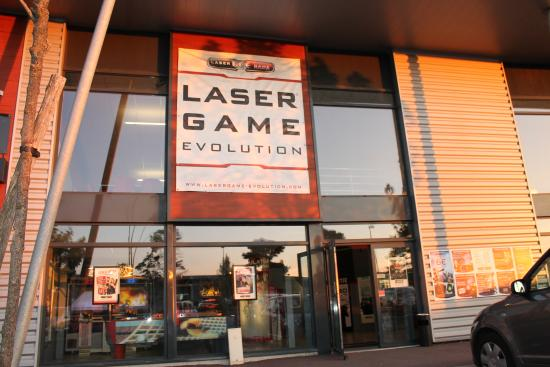 Laser Game Evolution Angouleme
