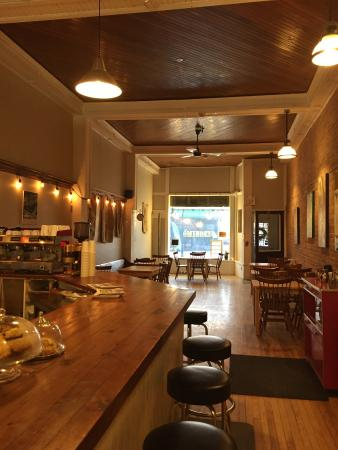 Kemptville, Canada: Geronimo Coffee House