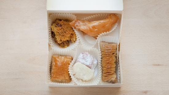 Libshop : Le coffret de pâtisseries