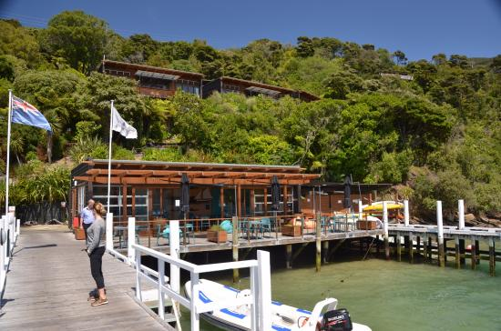 Arthurs Bay, Neuseeland: Bay of Many Coves Resort