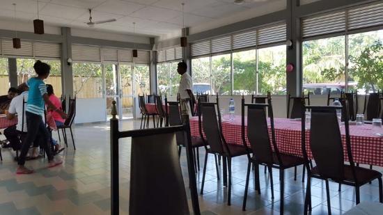 Kent Hotel: Restaurant