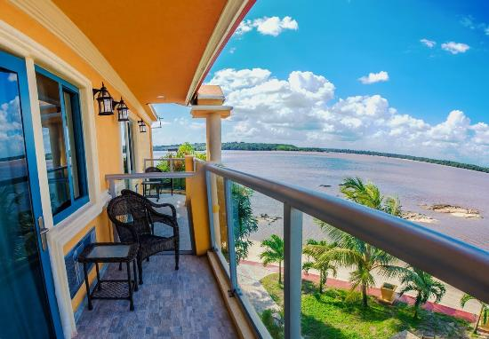 Bartica, Guyana: A View From Our Upper Standard Room