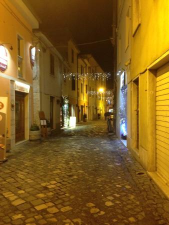 Acqualagna, อิตาลี: centro storico