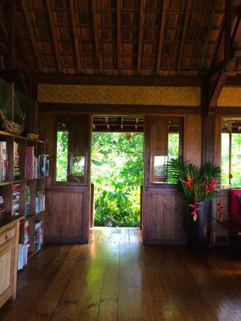 Bali Eco Stay Rice Water Bungalows: Kupe Kupe Restaurant