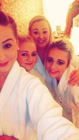 Muckross Park Hotel & Spa: Spa day