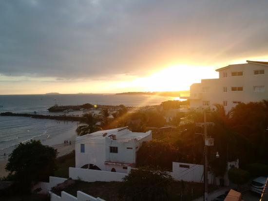 Hotel La Quinta del Sol: View from Roof Deck