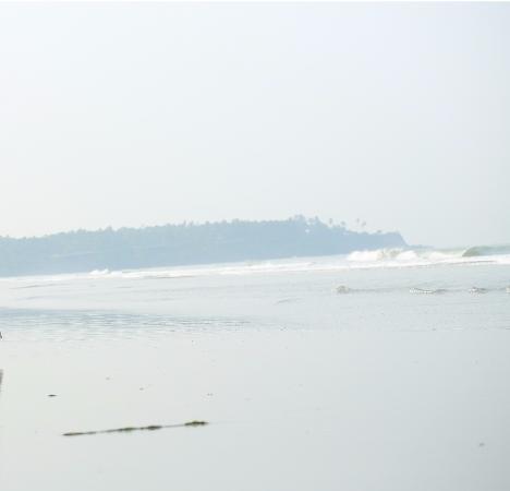 Azhikode, India: beach
