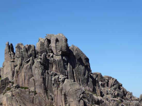 O Pindo, España: Pedra do elefante