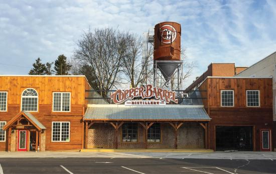 ‪Copper Barrel Distillery‬