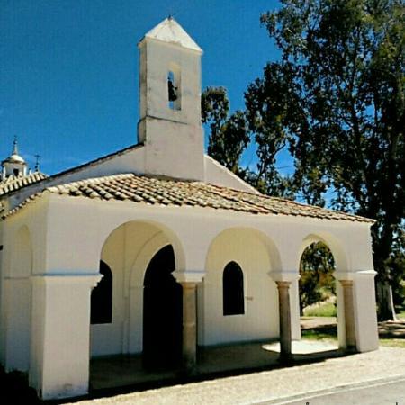 Torrecampo, Spain: Entrada a la Ermita de la Virgen de las Veredas