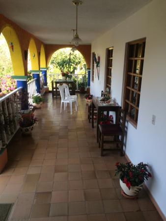 Corrales, Colombia: Balcón mirador