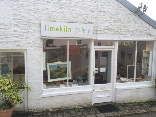 Calstock, UK: Limekiln Gallery