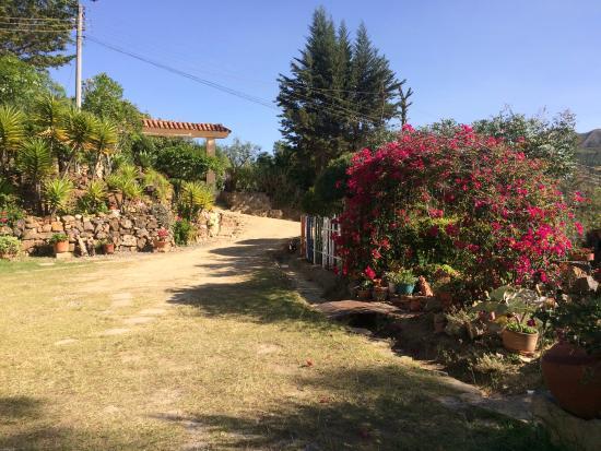 Corrales, Colombia: Entrada a cabaña