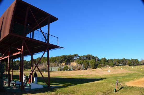 Golf Sant Joan Barcelona