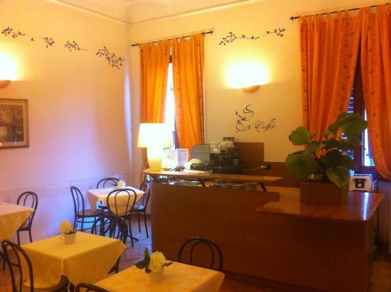 Hotel Leopolda: SALA