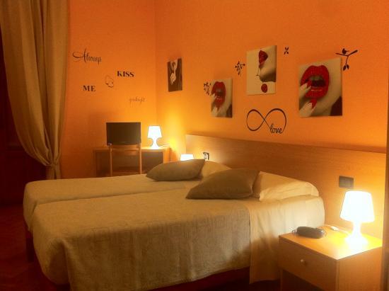 Hotel Leopolda: CAMERA