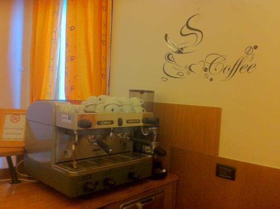 Hotel Leopolda: BAR