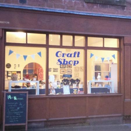 Annan, UK: Mad Notions Craft Shop