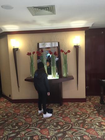 Hotel Aston La Scala: HALL