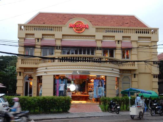 Hard Rock Cafe Siem Reap