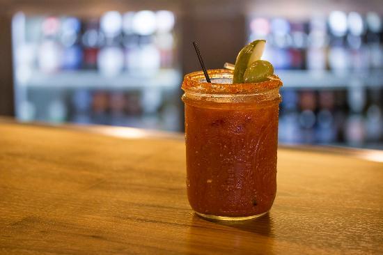 SE4SONS Gastropub: Chef's Bloody Mary