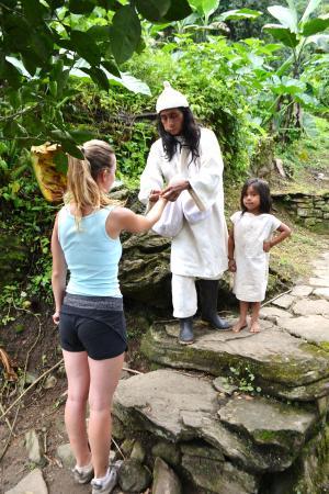 Excursión Parque Tayrona: El Mamo's blessing
