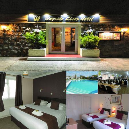 Wayside Cheer Hotel : Hotel Collage