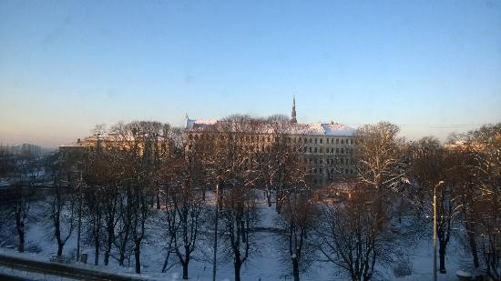 Opera Hotel & Spa: Winter in Riga
