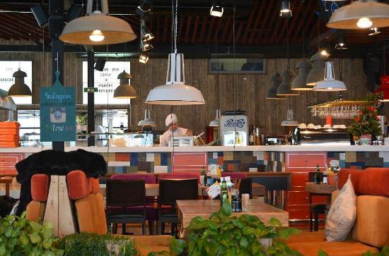 marcellis ресторан фото