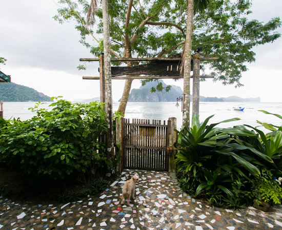 best beach front cottages in el nido review of golden monkey rh tripadvisor ca